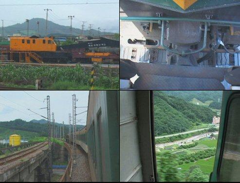 韓国」統一号#1222列車にイソウ...