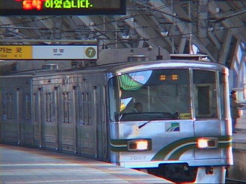 地下鉄 7 号線